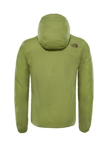 The North Face Resolve 2 Erkek Yağmurluk Yeşil Yeşil